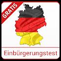 Einbürgerungstest Deutschland icon