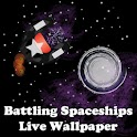 Spaceships Live Wallpaper Free logo