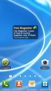 Gas Coupons - screenshot thumbnail