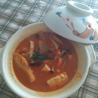 Kimchi Stew (clean Eats/vegan)
