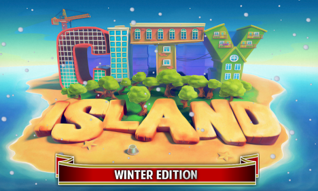 City Island: Winter Edition- screenshot