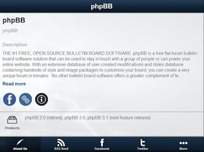 phpBB Resources screenshot 4