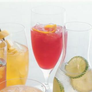 Pomegranate Pink Lemonade.