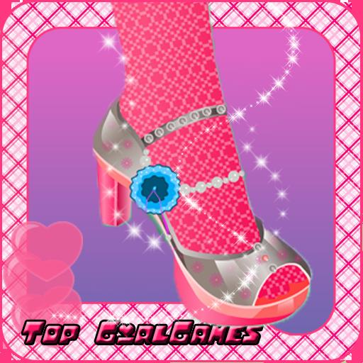 鞋設計師 - 時尚遊戲 LOGO-APP點子