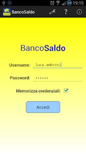 BancoSaldo