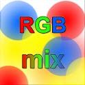 RGBmix LIVE wallpaper icon