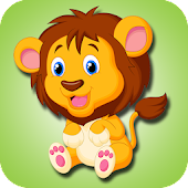 Cartoon Animals Game For Kids