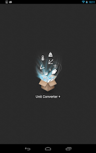 Unit Converter - screenshot thumbnail