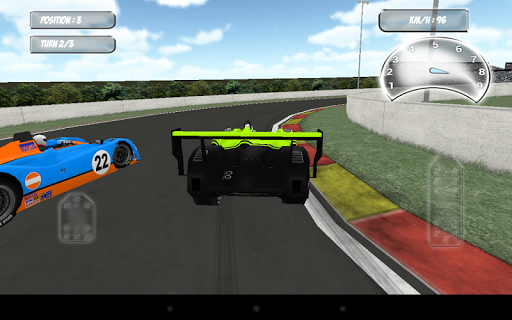 Formula Racing Game