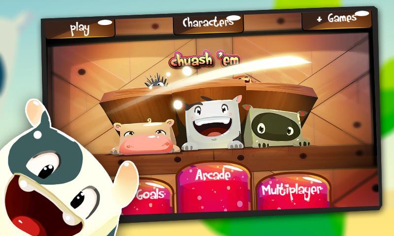 Chuash 'em- screenshot