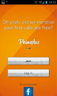 Phoneplus Cheap Calls - screenshot thumbnail