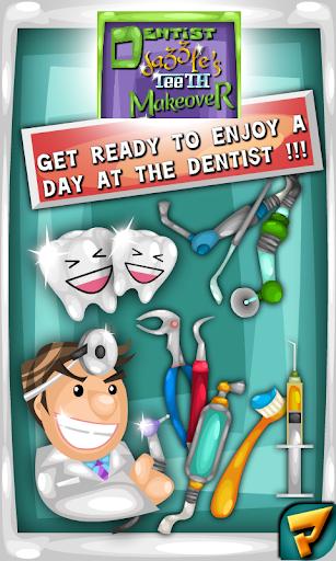 Dentist Teeth Makeover