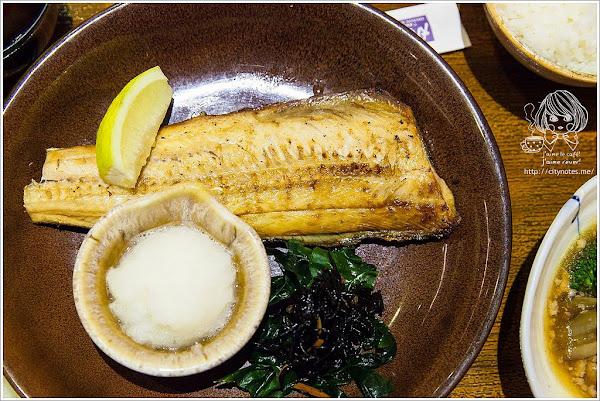 北車微風●大戶屋日本料理餐廳●雞肉蔬菜燴黑醋醬&炭烤花魚