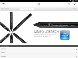 Screenshot of eyeslipsface.ch