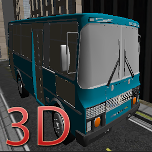 Minibüs Driver 3D for PC and MAC