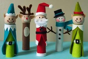 Screenshot of Christmas Craft Ideas