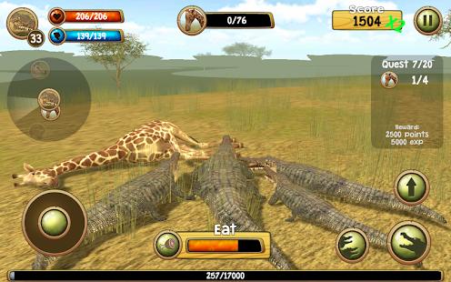 Wild-Crocodile-Simulator-3D 4