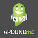 AroundMe Coupons logo
