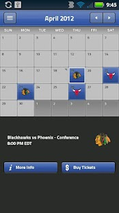 United Center Mobile - screenshot thumbnail