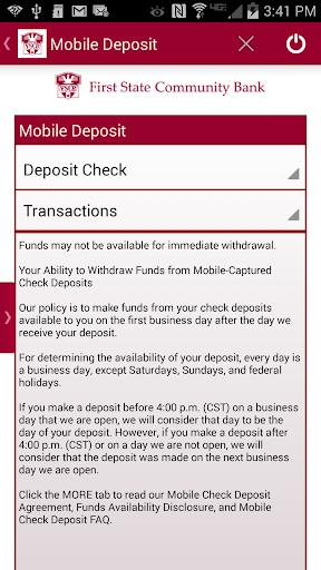 【免費財經App】FSCB Mobile Banking-APP點子