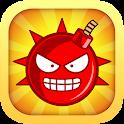 超级炸弹粉碎:Whack-a-mole icon