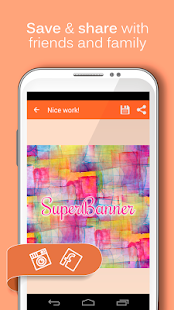 SuperBanner - Text Banners- screenshot thumbnail