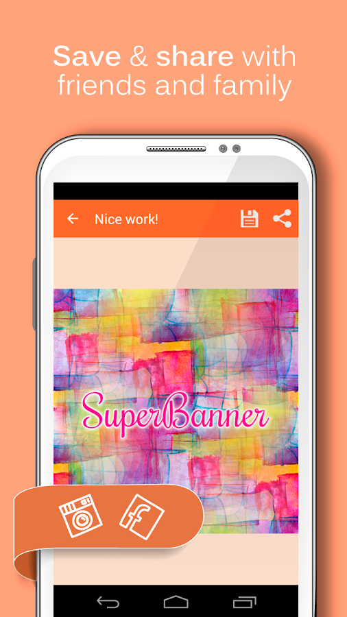 SuperBanner - Text Banners- screenshot