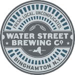 Logo of Water Street Honey Lager Light