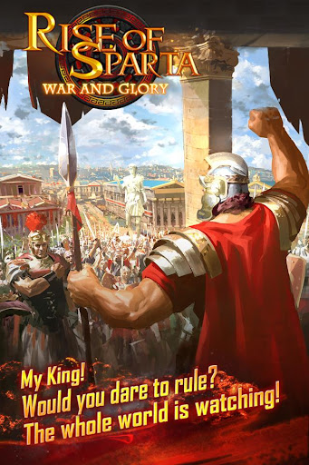Rise of Sparta: War and Glory
