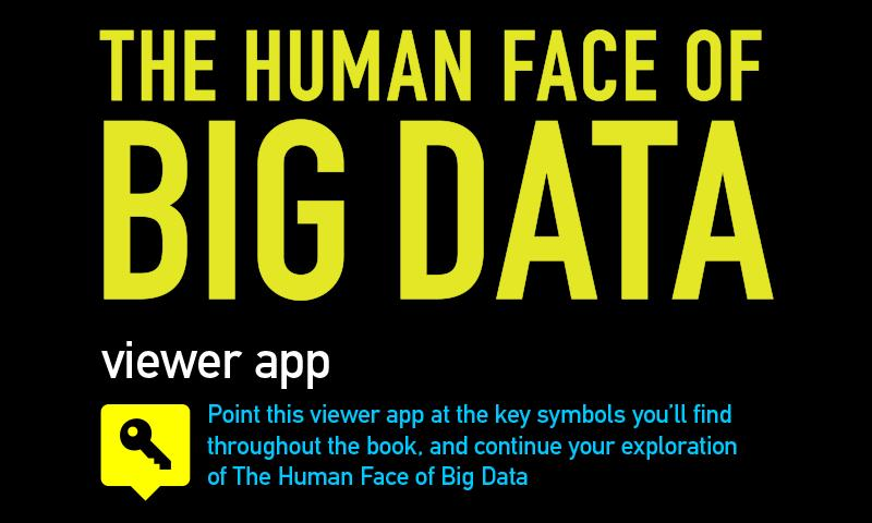 Human Face of Big Data Viewer - screenshot