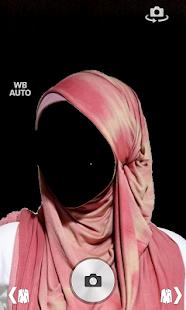 Hijab Montage Photo Editor screenshot