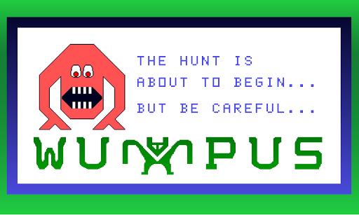 Hunt The Wumpus
