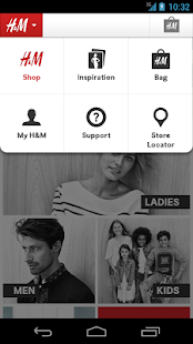 H&M - screenshot thumbnail