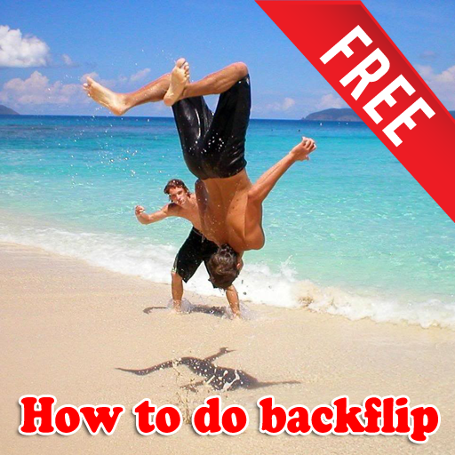 How to do backflip