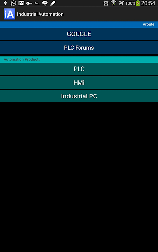Industrial Automation Plc