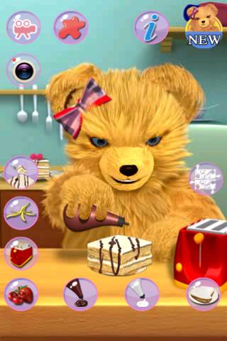 玩免費娛樂APP|下載會說話的泰迪熊愛麗絲 app不用錢|硬是要APP