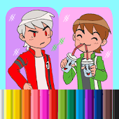 Coloring Ben For Kids