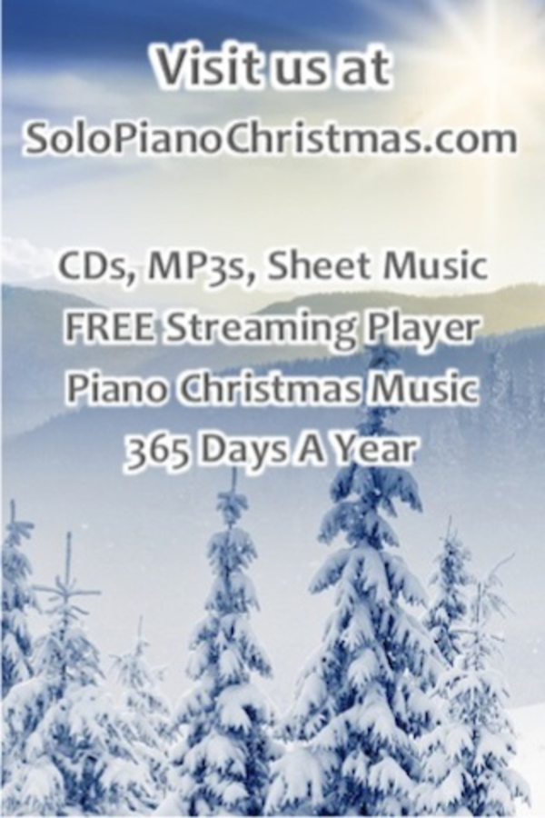 Solo Piano Christmas - screenshot