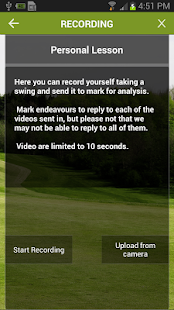 Golf AskGolfGuru - screenshot thumbnail