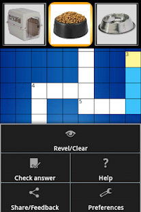 PICADO Kids Picture Crossword- screenshot thumbnail
