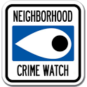 Neighborhood Crime Watch icon
