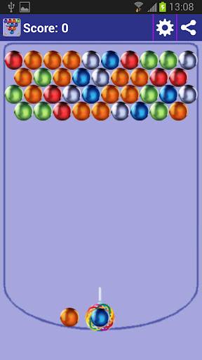 無料街机Appの古典的なバブルのシューティングゲーム 記事Game