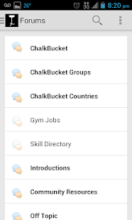 ChalkBucket Mobile- screenshot thumbnail