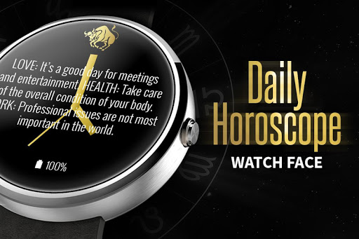 Daily Horoscope Watch Face