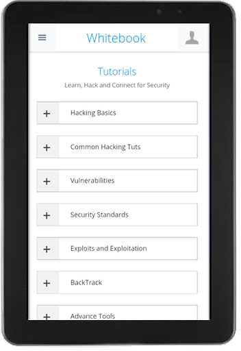 Download WhiteHat Hacking Tutorials Google Play softwares