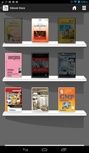 2ebook Store- screenshot thumbnail