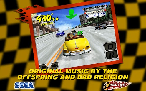 Crazy Taxi Classic Screenshot 6