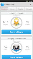 Screenshot of FNV Bouw App
