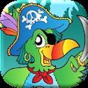 El Loro Pirata. Juego de niños