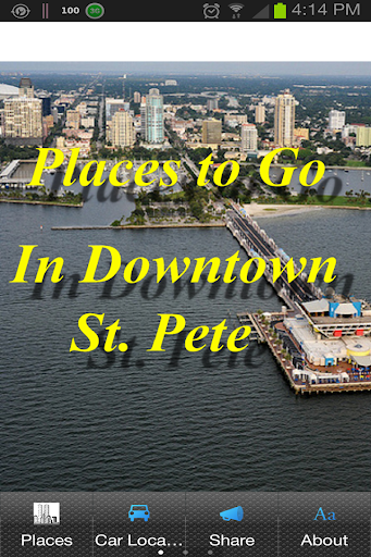 Places to Go - St Pete
